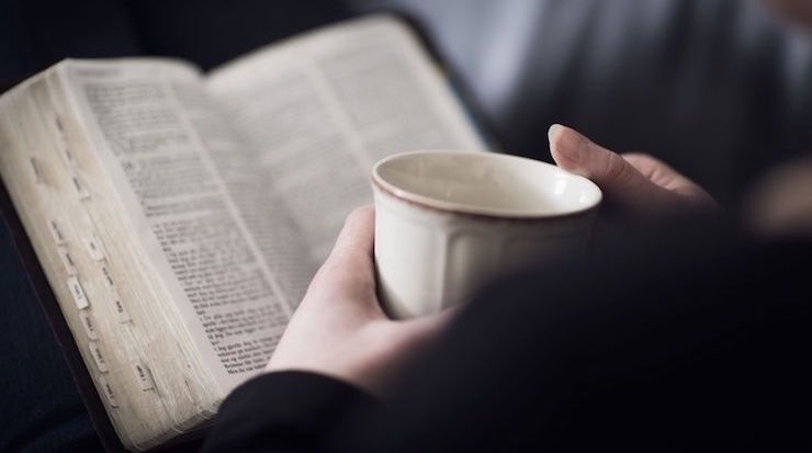 Reading the Bible for Lent